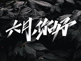 六月手写(上)