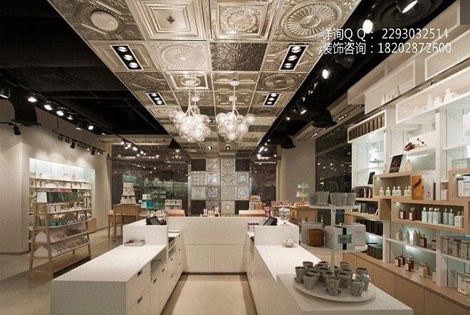 装潢都市化妆专卖店素材室内设计微信二维码设计cdr品牌图片