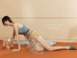 原创设计师品牌女鞋RAZZURRO主题<CACKTAIL GIRL>