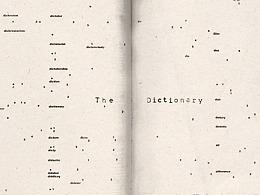 #2019青春答卷# The dictionary
