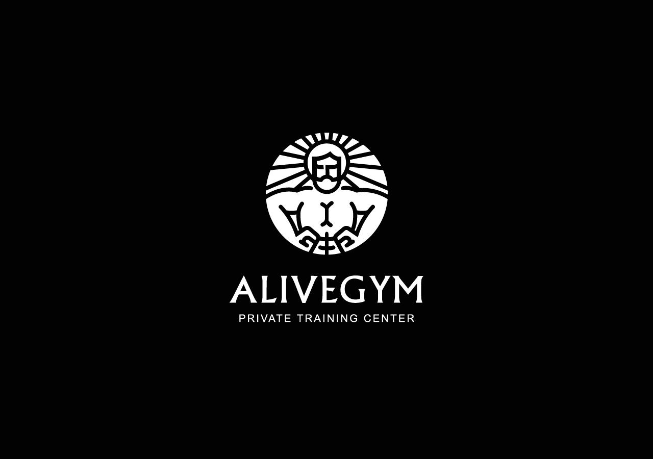 alive_alivegym logo