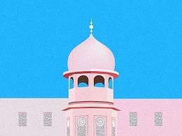 伊斯兰建筑