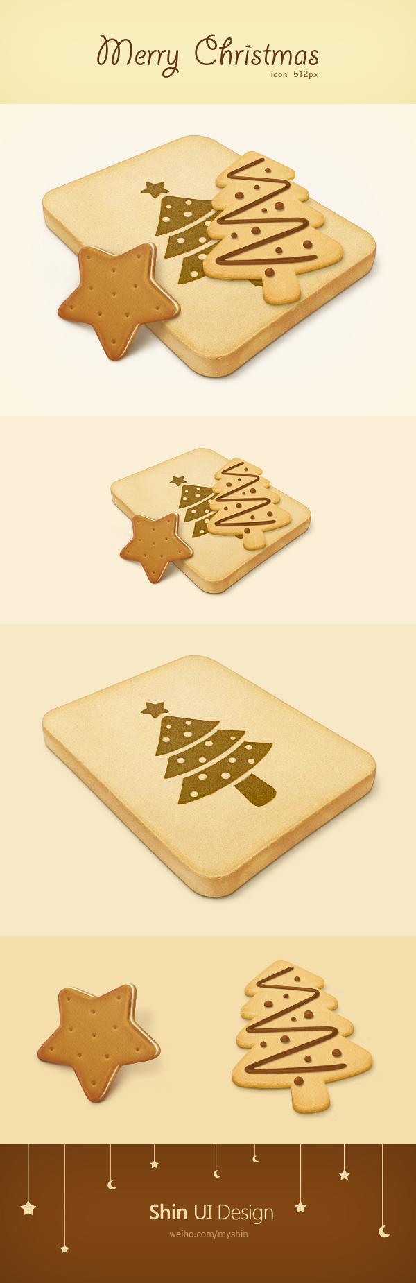 查看《圣诞~饼干~》原图,原图尺寸:600x1850