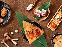 端午粽子拍摄 | 元祖 X 极食摄影