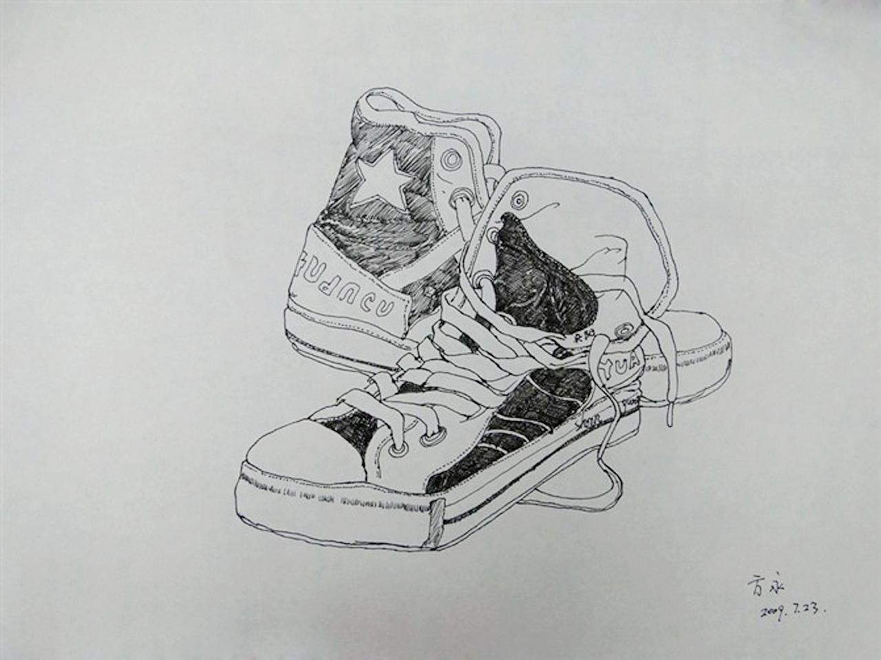 鞋子,晒一晒图片