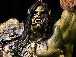 《魔兽》-地狱咆哮2.0 Grom Hellscream2.0