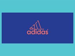 Adidas Girlz Courtz视觉设计