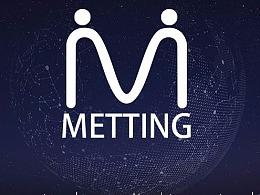 metting远程会议LOGO