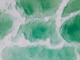 最美西部之芒崖翡翠湖