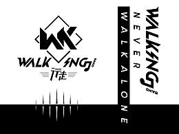 行走乐队-WALKING BAND 【never walk alone】