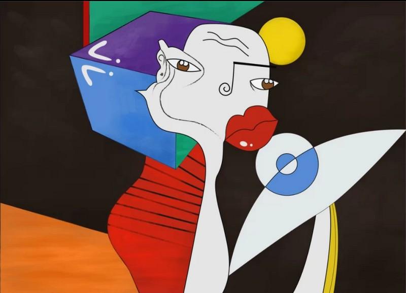 手绘板临摹系列|其他绘画|插画|小宝abc