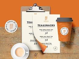 时尚茶品牌Tspirit斯里兰卡茶品牌整体形象设计
