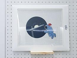 宇宙飞行士Sman-「出发!去地球」上海展