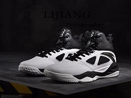 篮球鞋,男鞋拍摄