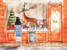 【圣诞快乐】愿你心中永远藏着美好的期待~