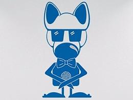 卡通形象logo