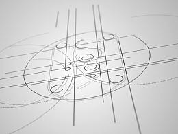 动态logo心渡品牌