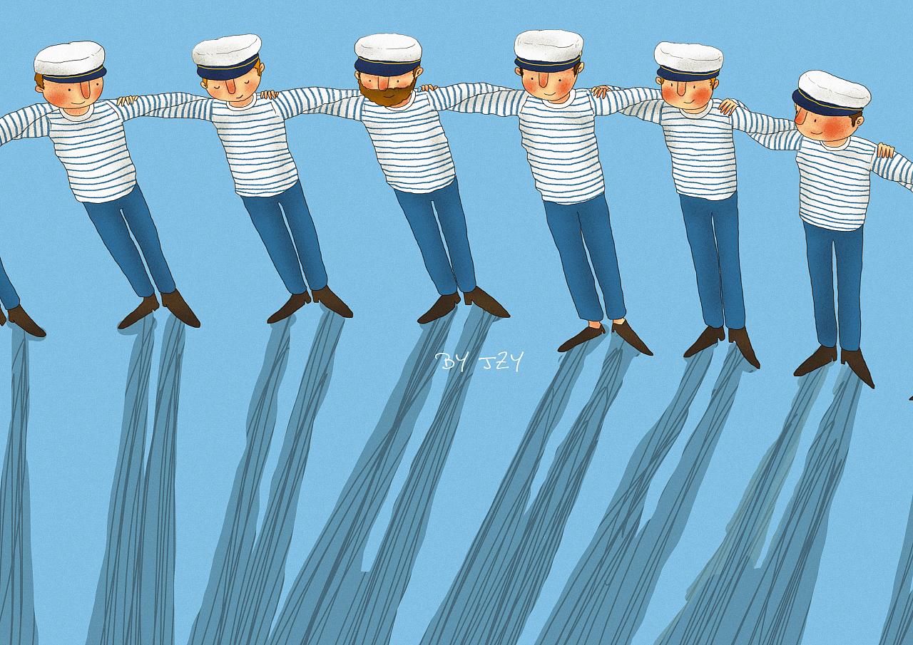 水手钢琴谱子数字简谱