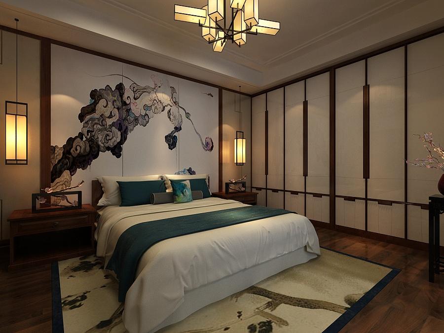 背景墙 房间 家居 起居室 设计 卧室 卧室装修 现代 装修 900_675图片