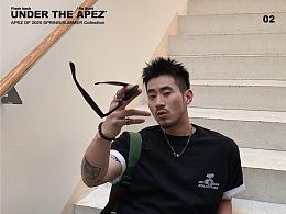 APEZ潮牌男装详情页设计