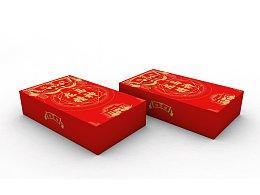 """青涩之作2——""""杨家埠年画""""包装设计"""