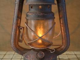 lantern材质练习