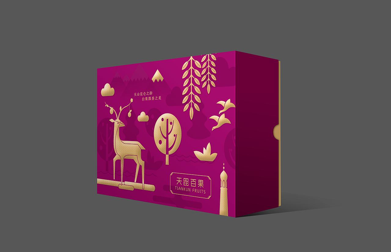 坚果礼盒包装