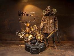 BLACK 13 PARK五周年紀念版暗夜幽靈作戰組 I 長角馴鹿