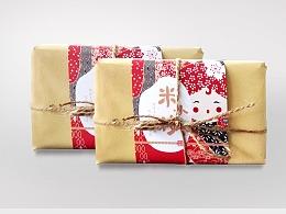 米小花--包装设计