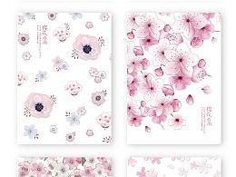 本册设计-樱花