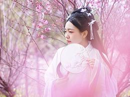 三月桃花红【古风摄影】