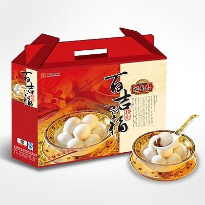 平面设计包装设计火炕月饼休闲食品元宵礼盒不带灶粽子内部设计图图片