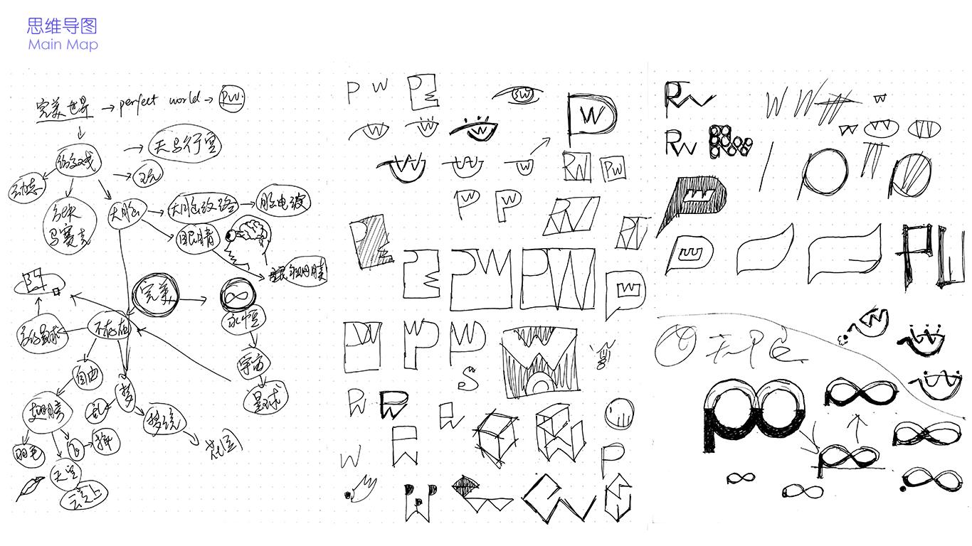 logo的灵感来自于无限符号,喻指无穷大,没
