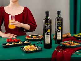 商业摄影/电商产品摄影/滔利橄榄油摄影