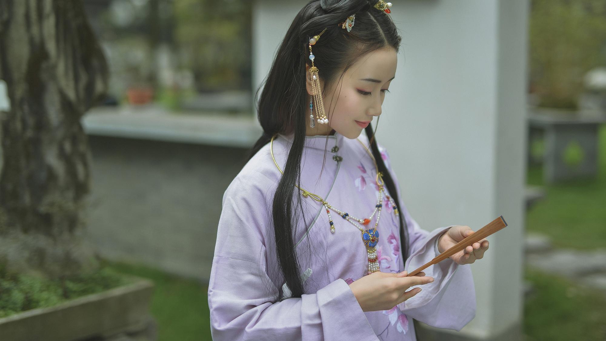 李香君女星