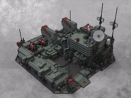 CZ-53指挥中心 主基地