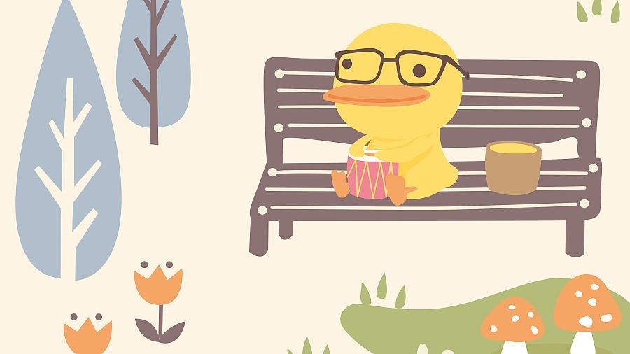 动物音乐会|儿童插画|插画|margaretcat