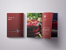 Tesla宣传册