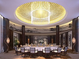 天津假日酒店餐厅设计