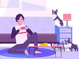 MG动画丨犬道宠物狗狗行为学习与管理社区