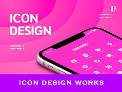 ICON设计 · 冬日集