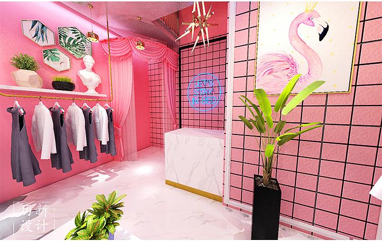 湖北ins网红店铺-安恩娜的梦想衣橱(设计篇)图片