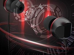 3D蓝牙耳机Amazon Listing