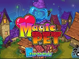 游戏魔法宠物设定