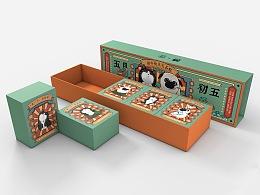 吾皇万睡 x 諸老大端午礼盒包装设计