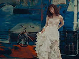 一个人的婚纱