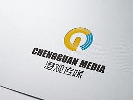 澄观传媒logo