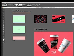 Illustrator最新插件,现在可以在AI里进行3D创作了!
