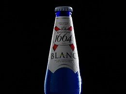 喝了瓶1664