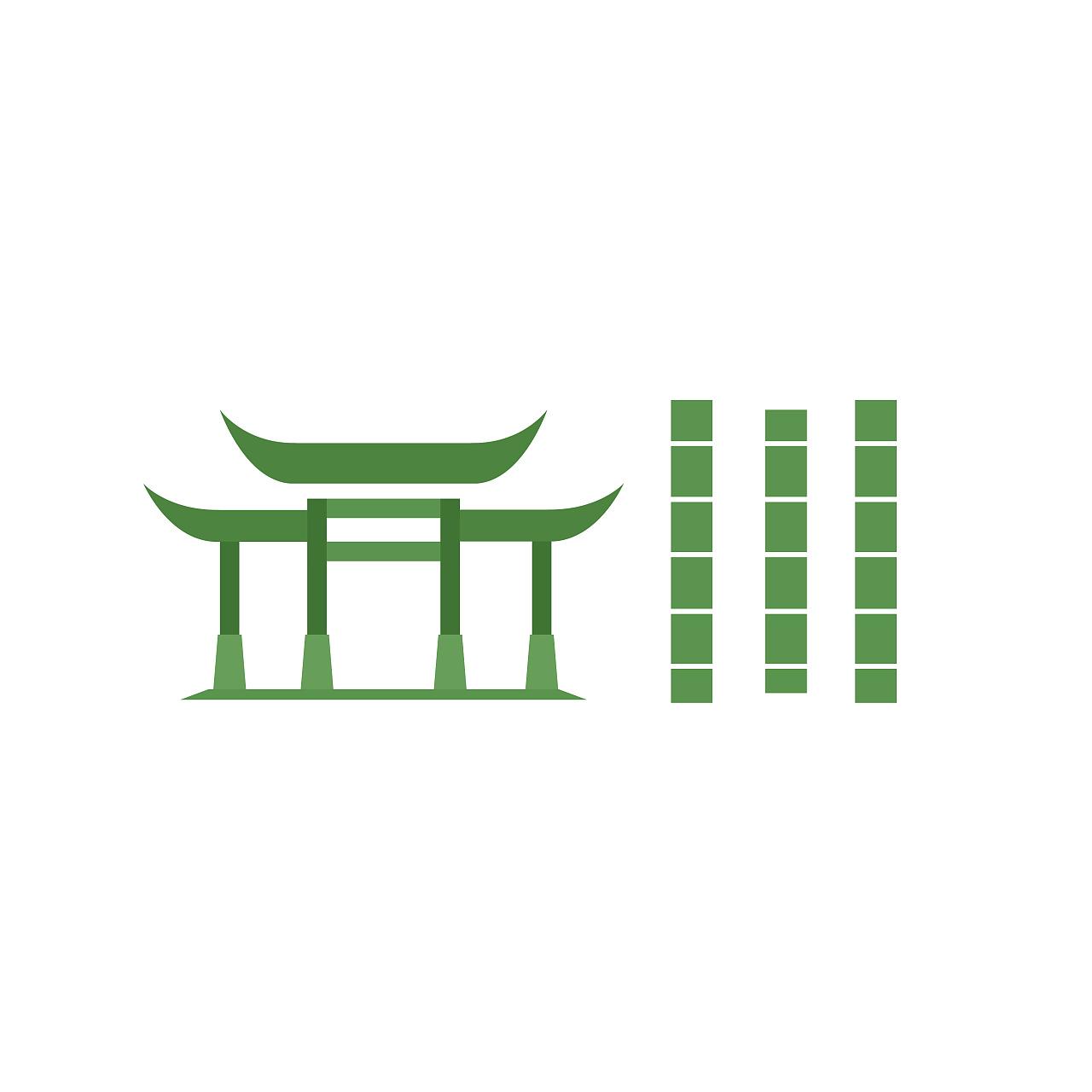 总统府和中山陵_2 7 个全国主要城市名字【字体设计】|平面|图案|ihatter - 原创作品 ...